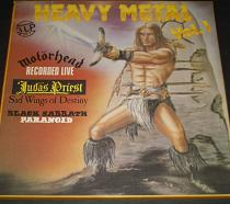 Heavy Metal, Vol. 1
