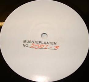 Ger test pressing