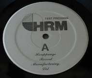 Orgasmatron, test pressing