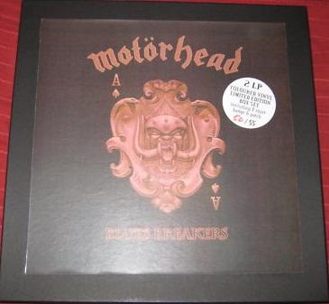motörhead vinyl ebay