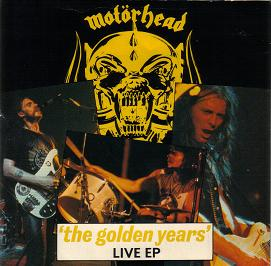 Golden Years Live EP